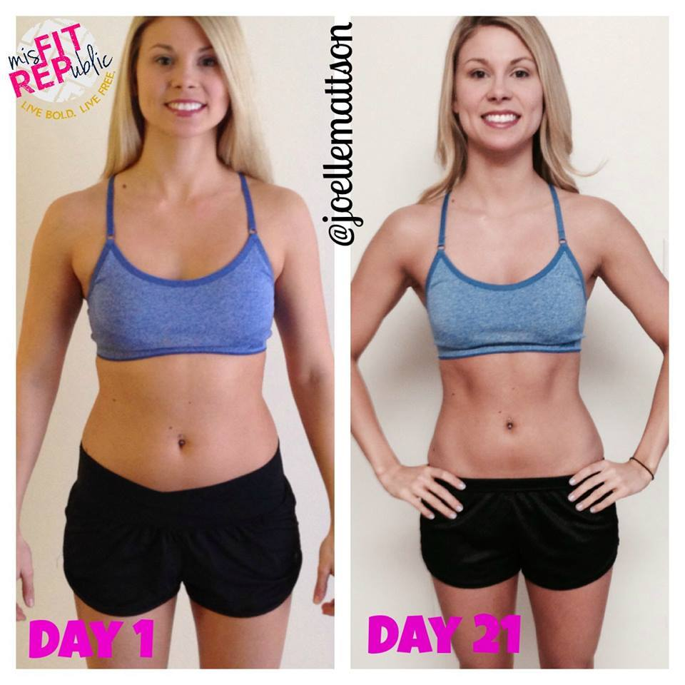 21 Day Fix Test Group Review - Andrea Crowder Fitness
